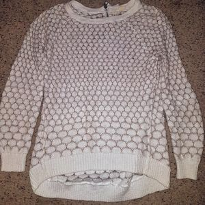 Anthropologie Moth Knit Sweater.